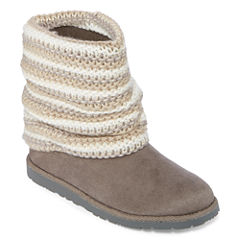 Arizona Hickory Girls Sweater Boots - Little Kids/Big Kids