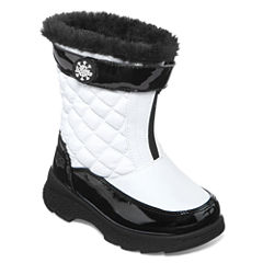 Totes® Mae Girls Cold-Weather Boots - Toddler
