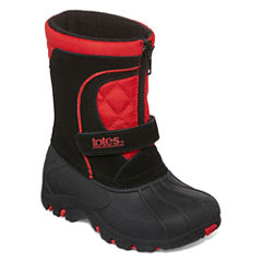 totes® Tyler II Boys Cold-Weather Boots - Toddler