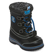 totes® Trey Boys Cold-Weather Boots - Toddler