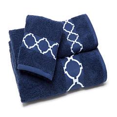 Jill Rosenwald Hampton Links Bath Collection Bath Towel