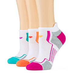 New Balance® 3-pk. Performance Low-Cut Tab Socks