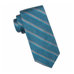 Collection by Michael Strahan™ Windsor Striped Silk Tie