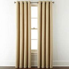 JCPenney Home™ Aurora Blackout Grommet-Top Curtain Panel