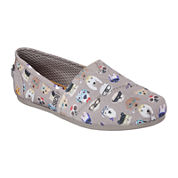 Skechers Bobs Womens Slip-On Shoes