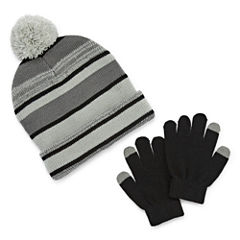 Weatherproof Hat & Glove Set - Big kid