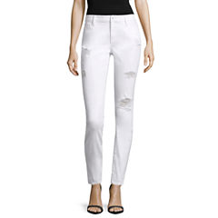 Misses Size White Jeans for Women - JCPenney