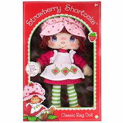 Strawberry Shortcake Action Figure