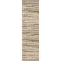 Couristan® Larvotto Indoor/Outdoor Rectangular Runner Rug