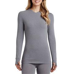Cuddl Duds® Active Layer V-Neck Shirt