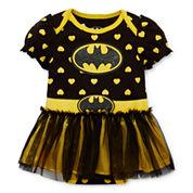Batgirl Tutu - Baby Girls newborn-24m