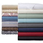 Home Expressions™ Microfiber Twin XL Sheet Set