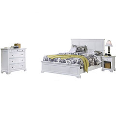 Walton Bed, Nightstand and Chest