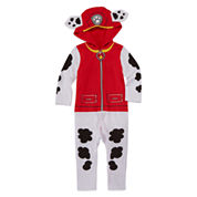 NickelodeonTM Long-Sleeve Paw Patrol Marshall Coverall - Babies 6m-24m