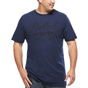 The Foundry Big & Tall Supply Co.™ Graphic Rebel T-Shirt