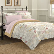 Discoveries World Travelor Complete Bedding Set with Sheets