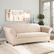 SURE FIT® Stretch Faux-Suede Slipcover Collection