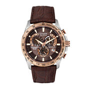 Citizen® Eco-Drive® Perpetual Chrono A-T Mens Limited Edition Watch AT4001-00X