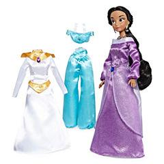 Disney Collection Jasmine Wardrobe Doll