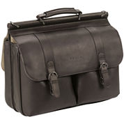 SOLO Leather Laptop Portfolio Case