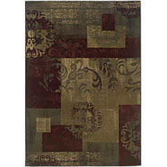 Covington Home Clayton Rectangular Rug