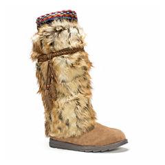MUK LUKS® Leela Womens Boots