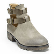 MUK LUKS® Ina Womens Ankle Booties