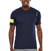 Reebok® One Series Advantage Short-Sleeve Top