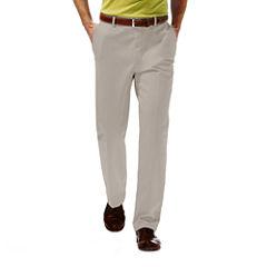 Haggar® Work to Weekend® Flat-Front Pants–Big & Tall