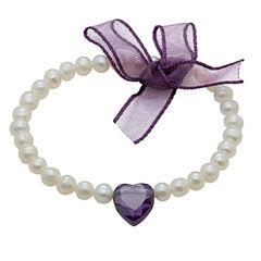 Girls Stretch Bracelet