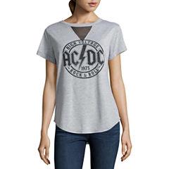 ACDC Graphic T-Shirt- Juniors