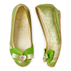Disney Collection Tiana Costume Shoes - Girls