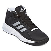 adidas® Cloudfoam Ilation Mid Boys Basketball Shoes - Big Kids