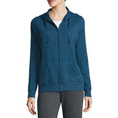 Made for Life™ Long-Sleeve Basic Hooded Fleece Jacket