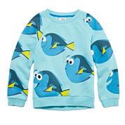 Dory Crew FleeceSweatshirt - Girls