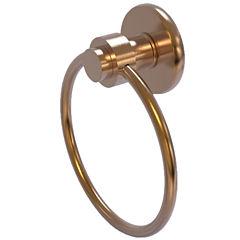 Allied Brass Mercury Towel Ring