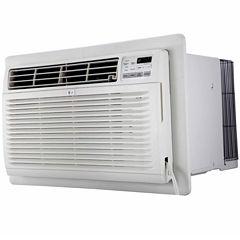LG 10000 BTU 230V Through-the-Wall Air Conditionerwith 11200 BTU Supplemental Heat Function