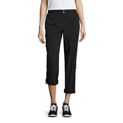 SJB Active Pull-On Pants-Petites