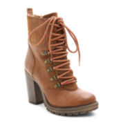 Booties &amp Ankle Boots for Women - JCPenney