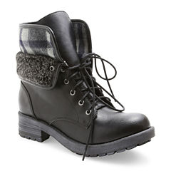 UNIONBAY® Sasha Combat Boots