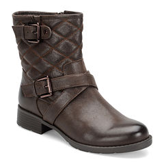 Comfortiva Vestry Quilted Ankle Boots
