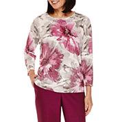 Alfred Dunner® Veneto Valley Shimmer Sweater