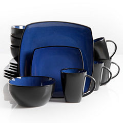 Soho Lounge 16-pc. Dinnerware