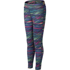 New Balance Leggings - Big Kid Girls