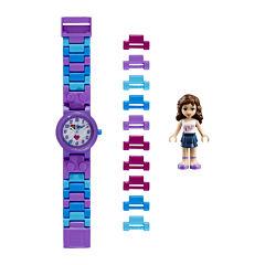 LEGO® Friends Olivia Kids Watch with Mini Figure
