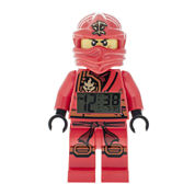 LEGO® Ninjago Jungle Kai Kids Mini Alarm Clock