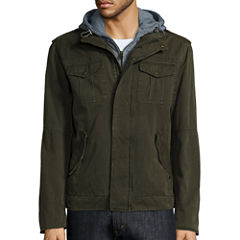 Levi's® Hooded Trucker Jacket