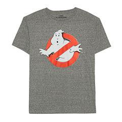 Ghostbusters Short-Sleeve Crewneck Tee