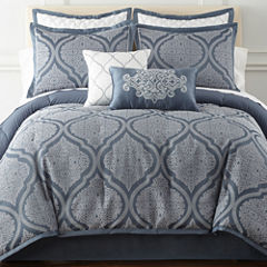 Royal Velvet Mona 8-pc. Comforter Set