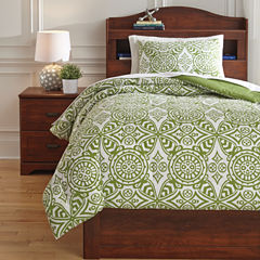 Signature Design by Ashley® Ina Midweight Comforter Set